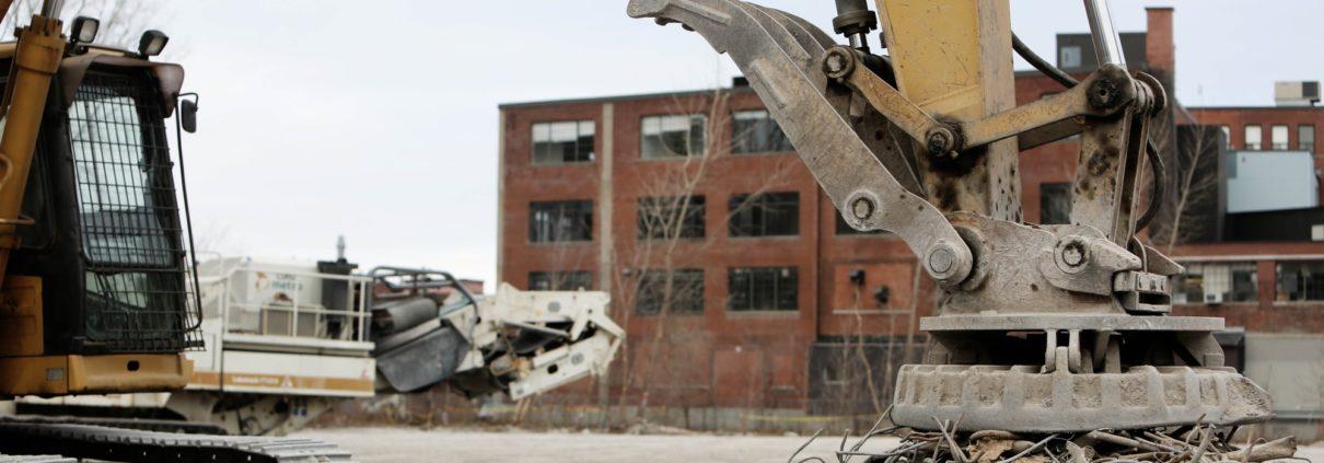 construction debris disposal